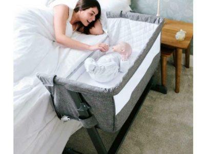 Babylo Cozy Sleeper, Slate grey