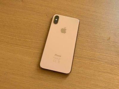 Apple iPhone XS Rose Gold 64GB