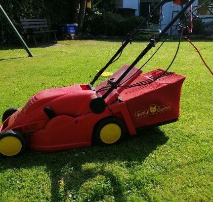 Lawn Mower Wolf Garten Power Edition 40 EA-1
