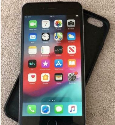iPhone 6s Plus 02 – Giffgaff 16Gb very good condition