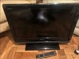 "Sony Bravia LCD 26"" TV"