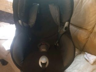 Maxi cosi prior fix group 1 car seat