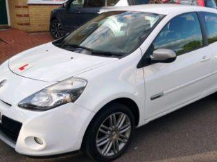 Renault clio dynamique tom Tom 2012 (£1950)