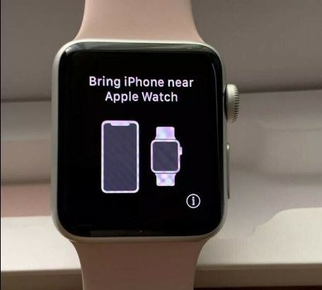 Apple Watch series 3 cellular Excellent condition