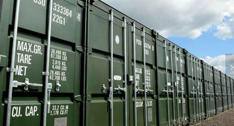 Container storage,Yard/workshop rental