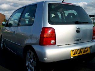 Volkswagen lupo 1.4 16v