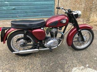 bsa c15 250cc classic