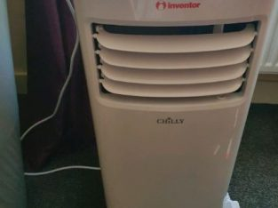 Inventor Chilly Portable AC Unit
