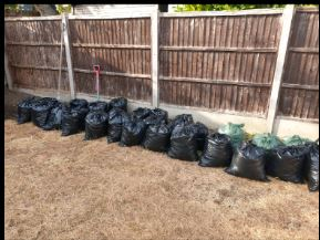 Topsoil Free – 75 bags available