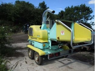 wood chipper for hire day rates or weekly rates