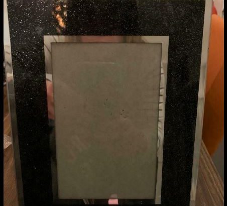 Free photo frame – pick up from newhaven