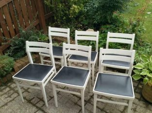 6 x dining chairs