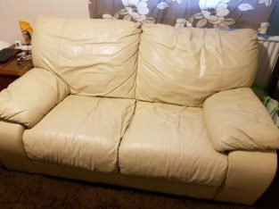 Leather sofa frew to collector