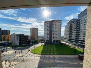 Birmingham city centre apartment