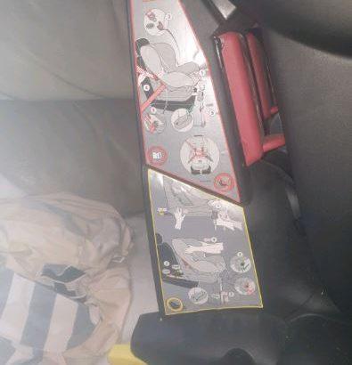Maxi cosi prior fix group 1 car seat