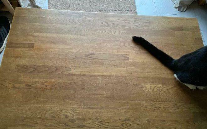 Xl oak coffee tabel