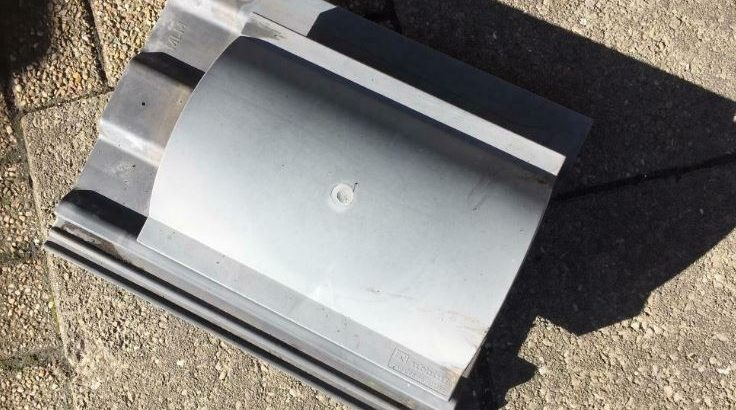 Concrete Interlocking Tiles