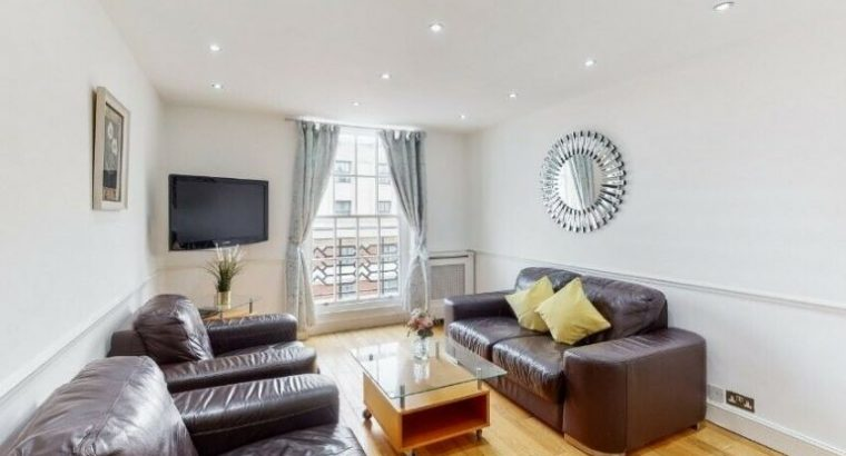 Stunning ONE bedroom apartment in W1