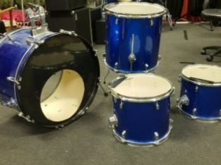 4 piece drum kit