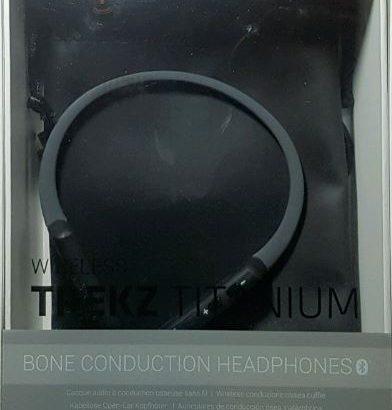 AfterShokz Trekz Titanium Bone Conduction Bluetooth Headphones