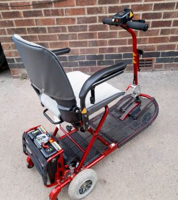 FREE DELIVERY new batteries Rascal Lite-Way mobility scooter