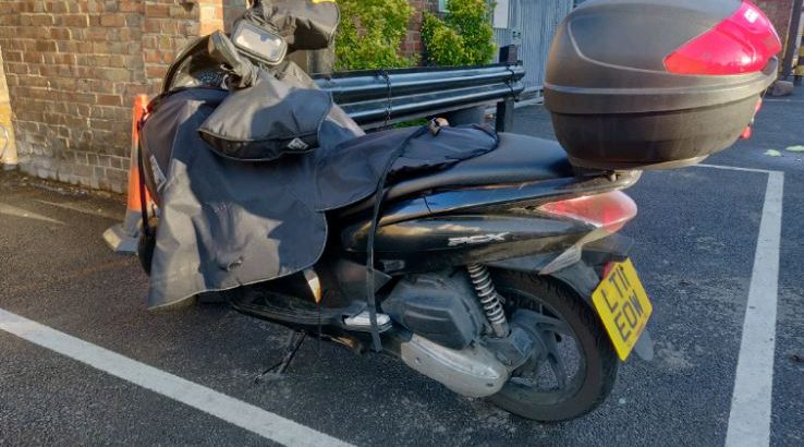 Honda PCX 125 2011