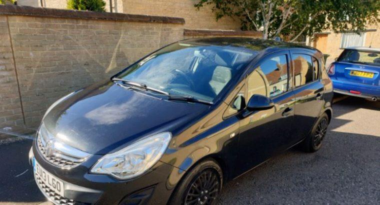 Vauxhall Corsa 1.3 CDTi ecoFLEX 16v Exclusiv