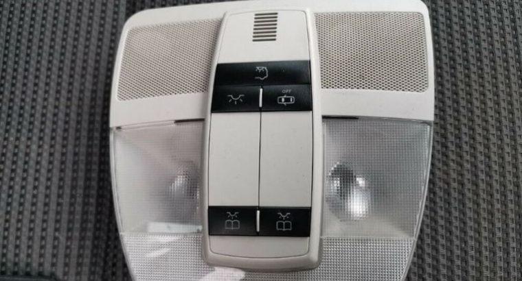 W169 2005 A Class Roof Interior Light A1698206001
