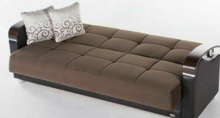 🔥BRAND NEW MALTA 2 & 3 SEATER SOFA BEDS ON SALE🔥