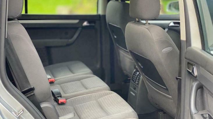 2006(56) Volkswagen Touran 2.0 TDI SE DSG 7 Seater 170 BHP Full Service History +Not Ford Seat Audi