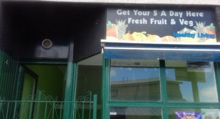 Shop to Let – 89 Main Street, Kelty