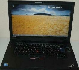 "Lenovo THINKPAD L510 Core 2 Duo 4GB 120GB SSD 15,6 "" DVD HDMI NEW BATTERY-3"