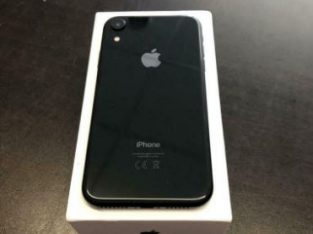 iPhone XR 128gb unlocked very good condition with warranty