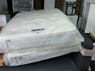 Brand New Mattresses – Kings, Doubles and Singles