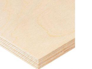 Birch Throughout Plywood BB/BB 2440x1220mm
