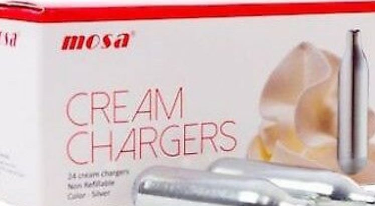 Cream Chargers **£10 PER BOX 24** Food use only !! SHOREDITCH & EAST LONDON NOW WITH MORE DRIVERS !!