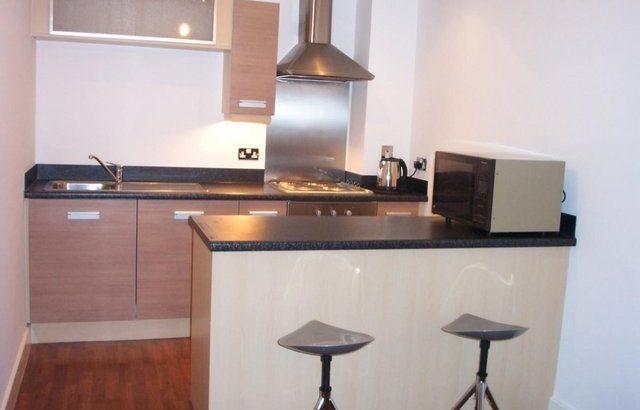Luxury One Bedroom Apartment – Birmingham City Centre