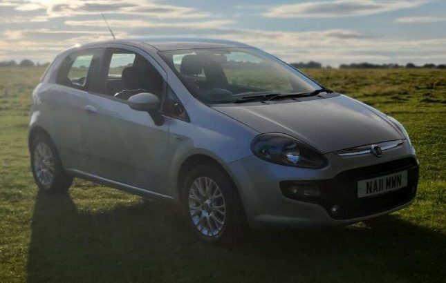 Fiat Punto evo MY Life Top Spec Just 30,000 miles   12 Months MOT   Ready to go