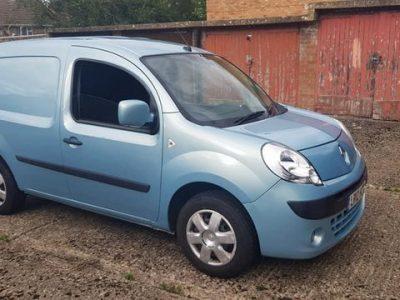 2012 Renault Kangoo £2950 OVNO