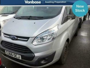 2016 Ford Transit Custom 2.2 TDCi 99ps L1 H1 Trend Van PANEL VAN Diesel Manual