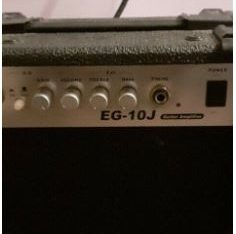 """ELECA"" Guitar Amplifier"