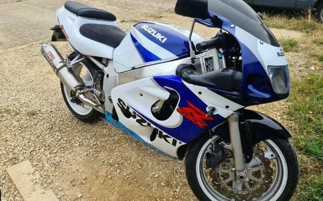 Suzuki, GSX-R, 1999, 600 (cc)
