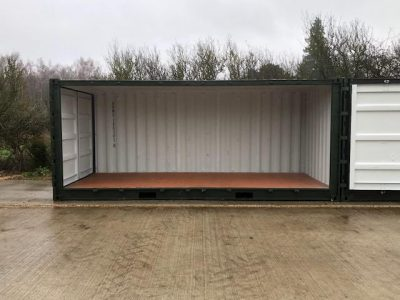 10 Side Opening Shipping Containers to Rent