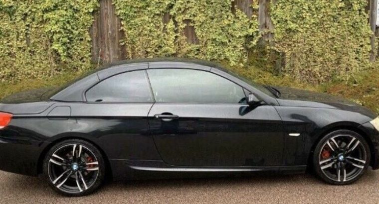 bmw 320i m sport convertible £3650