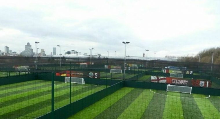 Casual football games in Birmingham