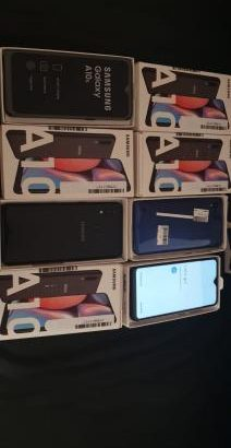 Samsung Galaxy A10s Dual SIM 32GB Android Smartphone