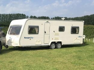 Bailey Ranger 620/6 Series 5, 2008, 6 Berth, Complete setup £9,000 ono