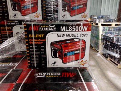 Brand New silent 6.5kw generators