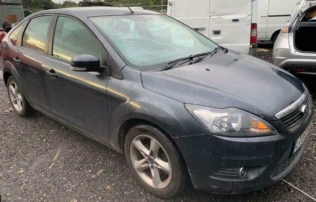 Ford Focus 2008 facelift 1.8 tdci grey BREAKING FOR PARTS