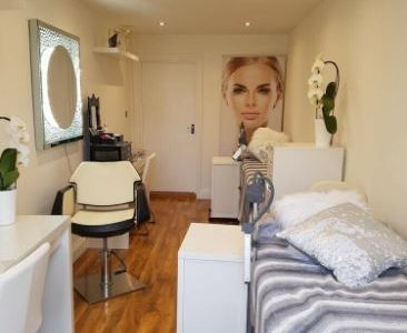 Beauty room or hairdressing